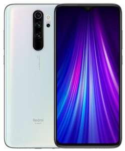 Смартфон Xiaomi Redmi Note 8 Pro 6/64GB белый