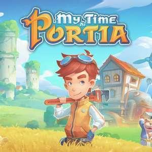 [PC] My Time At Portia бесплатно