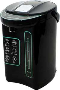 Термопот STARWIND STP4181, тёмно-серый и бирюзовый