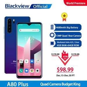 Blackview A80 Plus 4/64