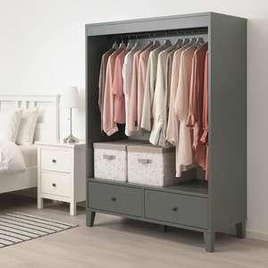 BRYGGJA БРЮГГИА Открытый гардероб