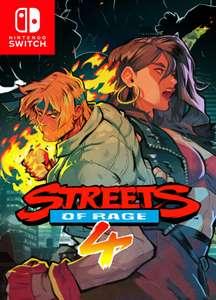[Nintendo Switch] Игра Streets of Rage 4
