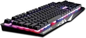 Игровая клавиатура Mad Catz S.T.R.I.K.E. 2, черный