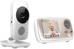 Видеоняня Motorola MBP667 Connect White