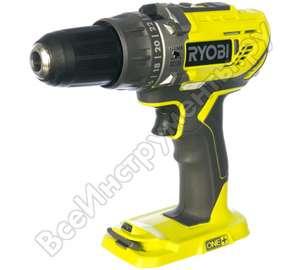 Ударная дрель-шуруповерт Ryobi ONE+ R18PD3-0 5133002888 (без АКБ и зарядного устройства)