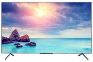 """Телевизор QLED TCL 55C717 55"""" (2020) темно-синий 4K Smart TV"""