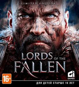 [PC] LORDS OF THE FALLEN GAME OF THE YEAR EDITION