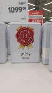 [МСК] Jim Beam 0,7 л + 2 стакана в подарочной упаковке