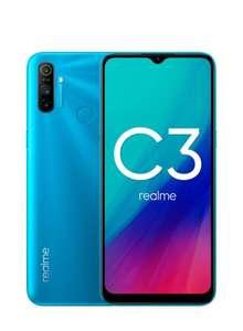 Смартфон Realme C3 3/32Gb синий