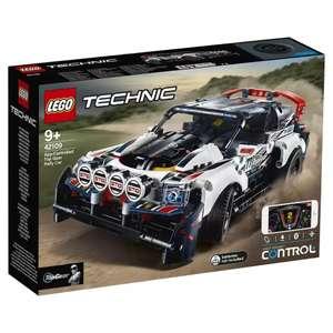 Конструктор LEGO Technic 42109 Гоночный автомобиль Top Gear на управлении (Tmall)
