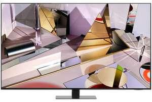 """[Мск, МО] 65"""" Телевизор LED Samsung QE65Q700TAUXRU Smart TV + в подарок ТВ Samsung 43TU7170"""