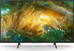 "10% возврат бонусами на ряд ТВ Sony (напр. 4K UHD Телевизор Sony KD-43XH8005 43"")"