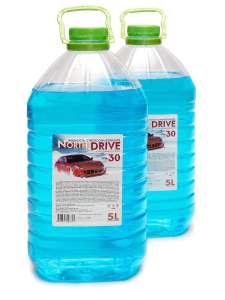 North Drive / Зимний стеклоомыватель 10 литров/ 5л+5л