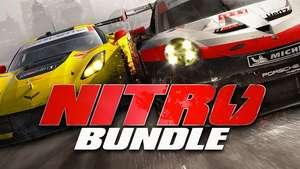 [PC] Nitro Bundle - 6 неплохих гоночных игр + 6 DLC