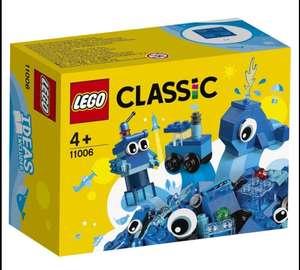 Lego classic 11006 синий