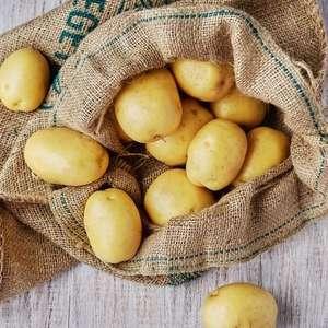 Картофель мытый белый, 2 кг