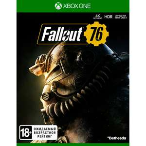 [XBOX] Bethesda Fallout 76 (Диск)