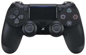Геймпад Sony DualShock 4 v2 (черный)