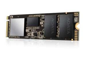SSD накопитель A-DATA XPG SX8200 Pro ASX8200PNP-1TT-C 1ТБ, M.2 2280, PCI-E x4, NVMe