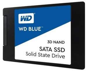 SSD Western Digital WD Blue SATA 250 GB