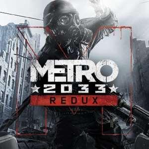 [PC] Metro 2033 Redux бесплатно