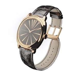 Наручные часы Alexander Diagan (в описании - в черном цвете)