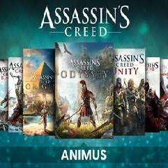 [PC] Assassin's Creed Animus Pack (Uplay): полное собрание игр Assassin's Creed