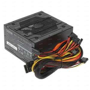 Блок питания CoolerMaster Elite V3 500W