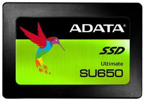 SSD ADATA 240 GB (Ultimate SU650 240GB (retail)