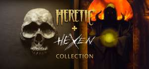 [PC] Heretic + Hexen Collection (Классика 3D Action игр)