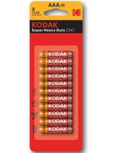 Kodak / Элемент питания Kodak R03-10+1BL EXTRA HEAVY DUTY