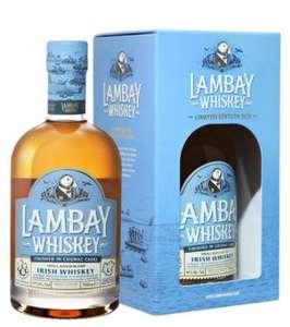 Ирландский виски Lambay 4 года, 0,7 л