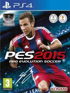 [PS4, русские субтитры] Игра Pro Evolution Soccer 2015