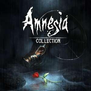 [PS4] Amnesia: Collection (Сэкономьте 95 % с PS Plus)