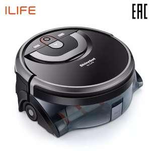 Моющий робот-пылесос ILIFE W450 (Tmall)