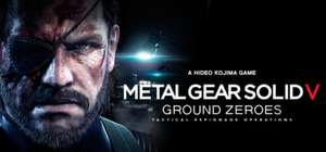 [PC] METAL GEAR SOLID V: GROUND ZEROES