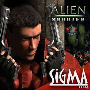 [PC] Alien Shooter