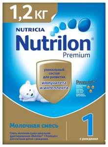 Молочная смесь Nutrilon Premium 1 1200 г