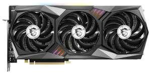 Видеокарта MSI GeForce RTX 3070 Gaming X TRIO 8GB Retail