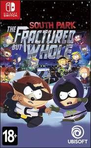 [Nintendo Switch] Игра South Park: The Fractured But Whole и другие игры в описании