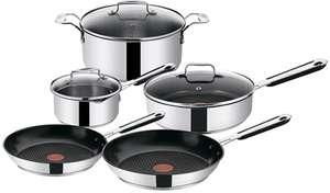 Набор посуды Tefal E763S544 Jamie Oliver, 8 предметов