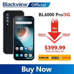 Смартфон Blackview BL6000 Pro