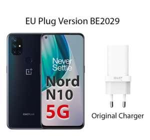 Смартфон OnePlus Nord N10 5G 6+128 Гб Экран 90 Гц