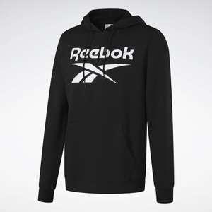 Подборка товаров на распродаже Reebok (напр. Мужское худи TRAINING ESSENTIALS BIG LOGO)