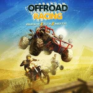 Игра Offroad Racing - Buggy X ATV X Moto + 4 игры до 350р