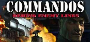 [PC] Игра Commandos: Behind Enemy Lines