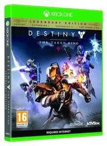 [Xbox ONE] Игра Destiny: The Taken King Legendary Edition