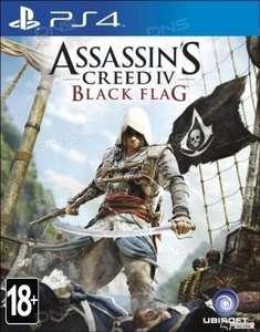 [PS4] Игра Assassin's Creed IV: Black Flag