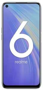 Смартфон Realme 6 8/128 GB + наушники Jays t-Four Wireless
