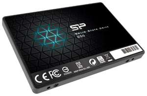 SSD Silicon Power Slim S55 240 ГБ (SP240GBSS3S55S25)